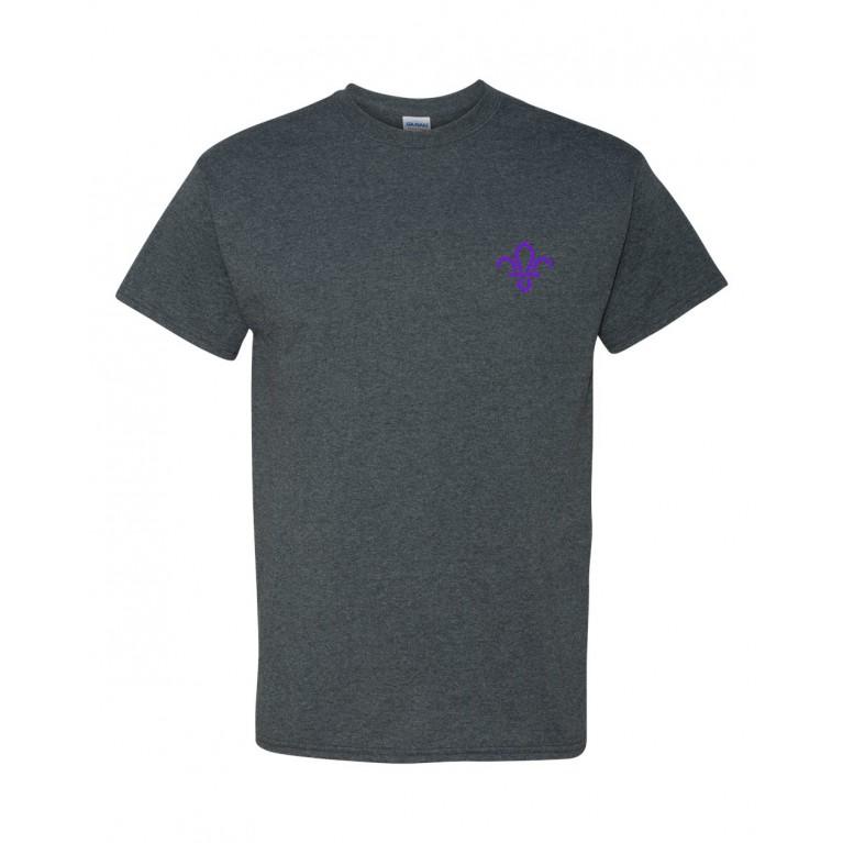 T-Shirt - Dark Heather
