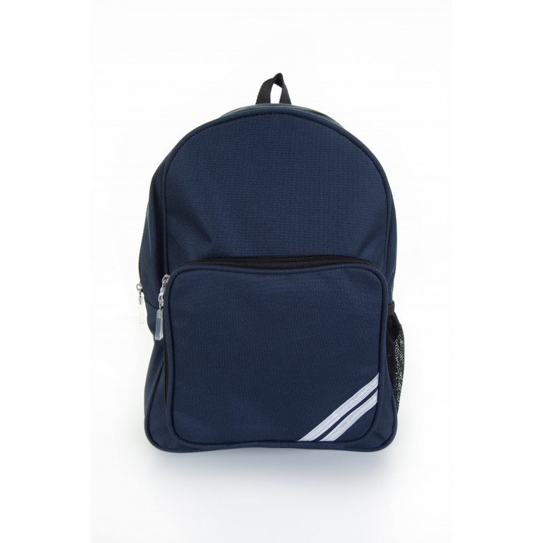 Plain Navy Infant Backpack