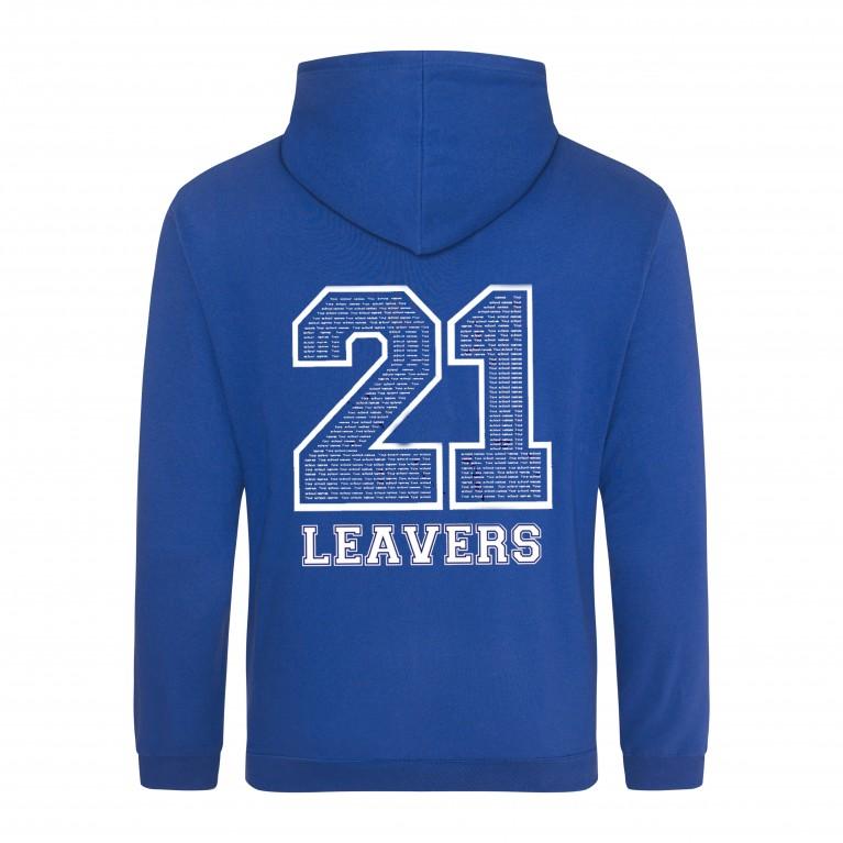 Hallbrook Primary School Leavers Hoodie 21 - Premium