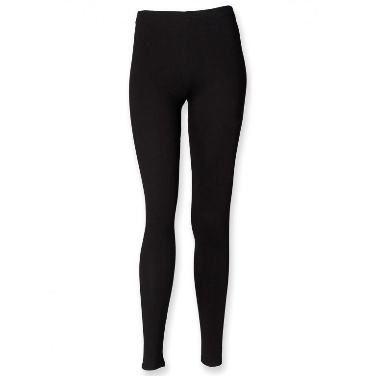Girls Leggings - Black
