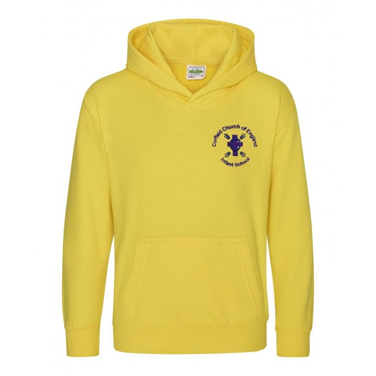 Yellow P.E Hoodie