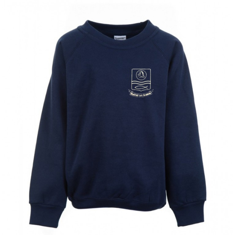 Staff Navy Select Sweatshirt