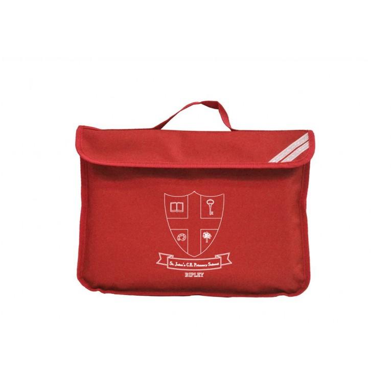 Red Infant Bookbag