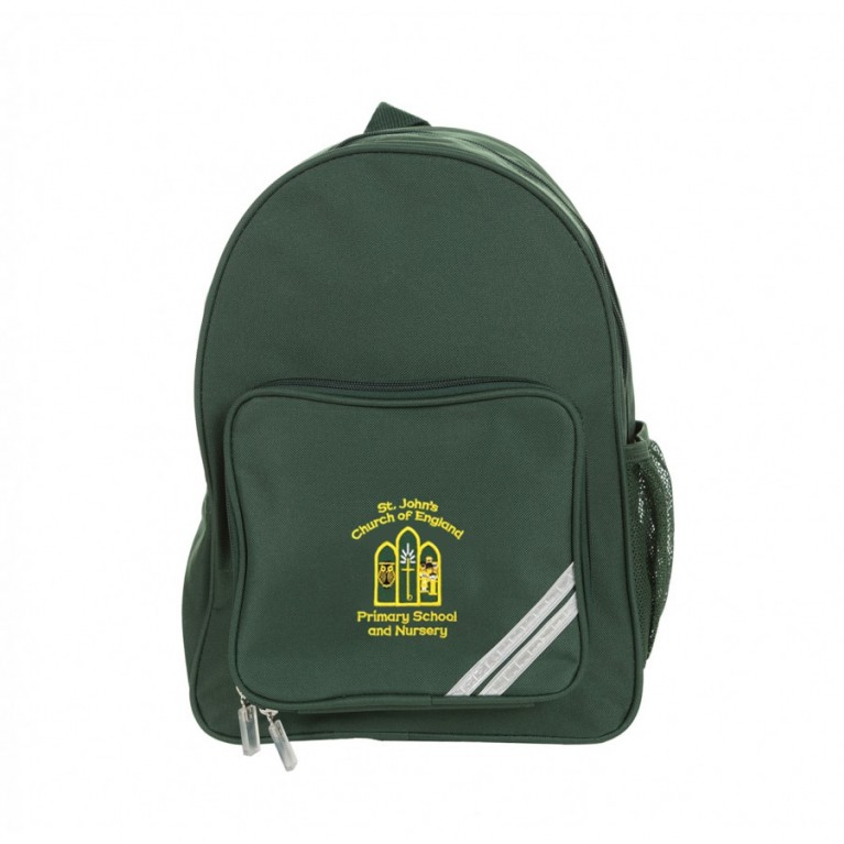 Green Infant Backpack