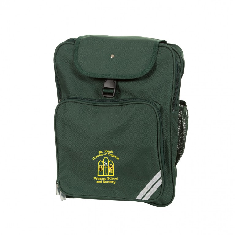 Green Junior Backpack