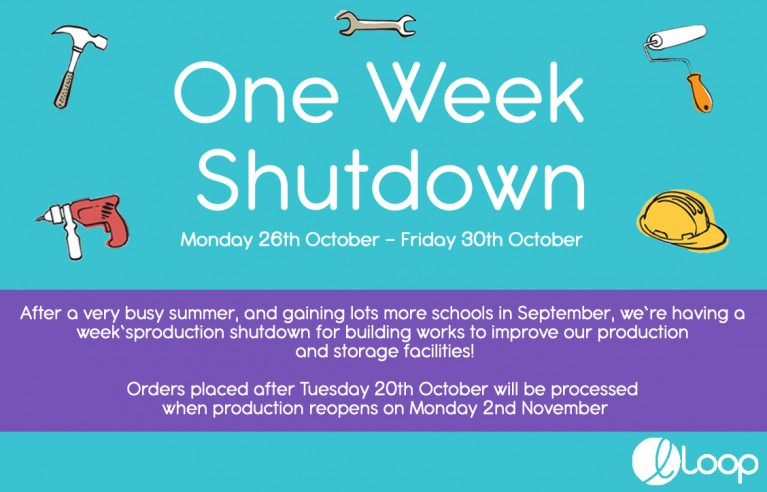 One Week Shutdown