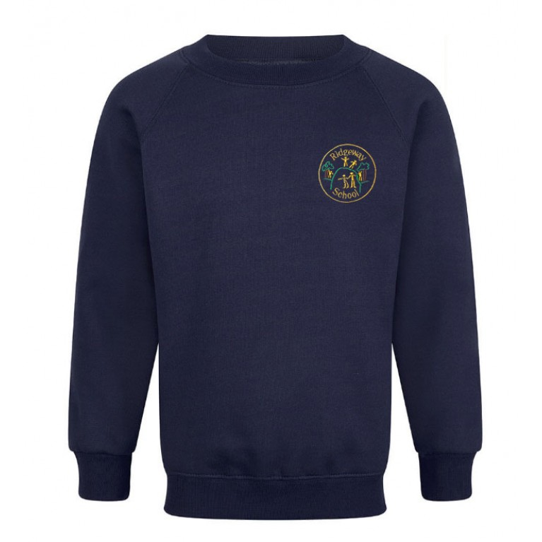 Navy P.E Sweatshirt