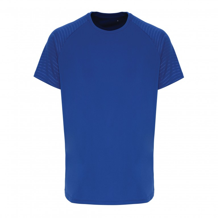 Men's Embossed Sleeve T-Shirt