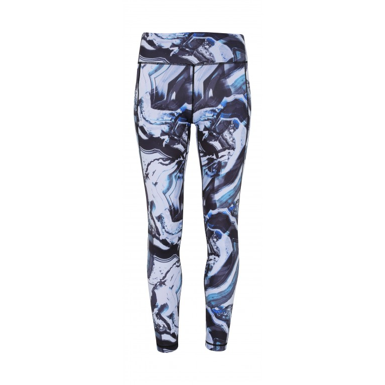Performance Marble Leggings