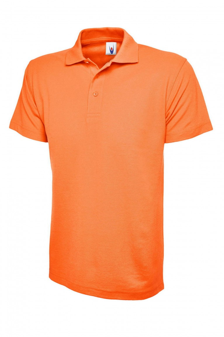 Classic Polo Shirt embroidered with school logo