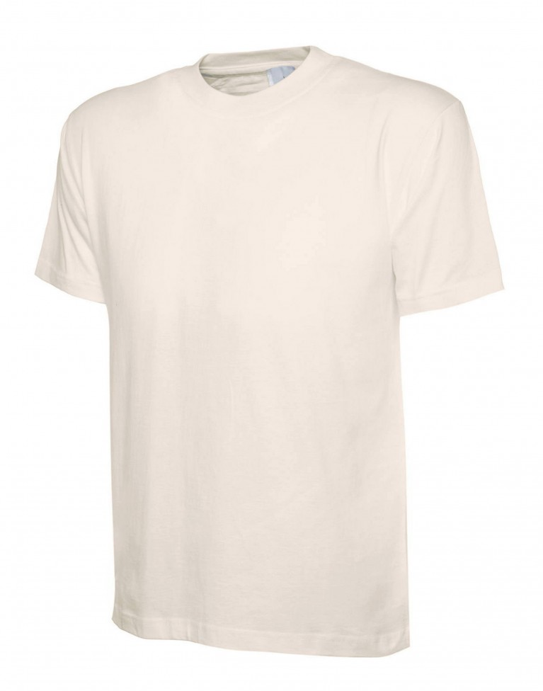 Classic T-Shirt embroidered with school logo