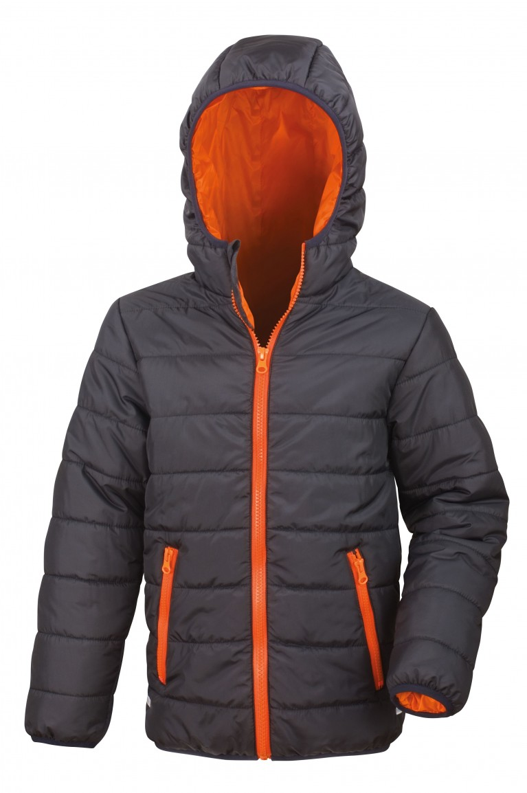 Plain Padded Jacket