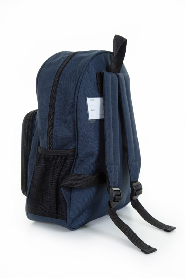 Navy Infant Backpack