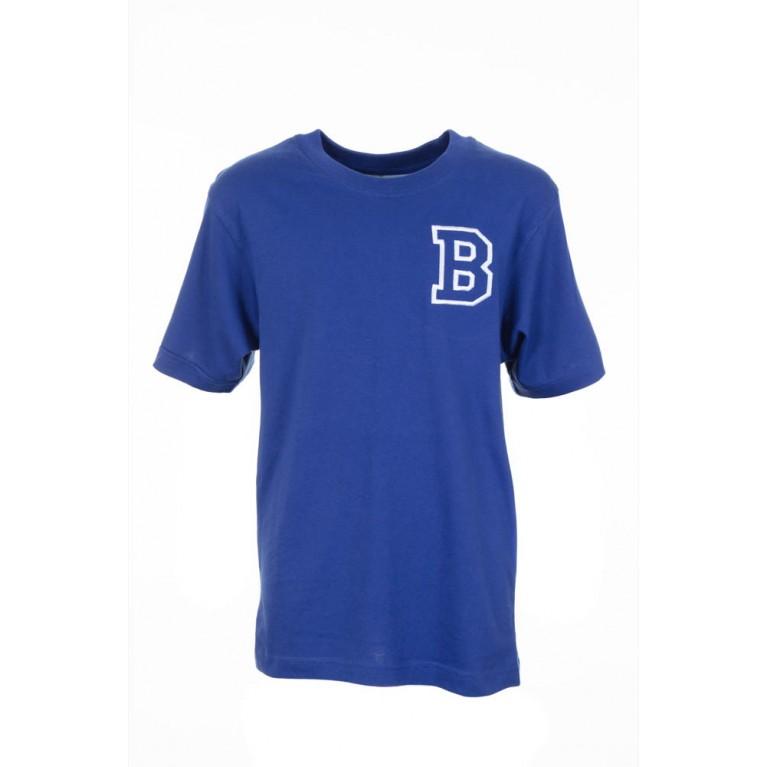 Boys Blue P.E T-Shirt