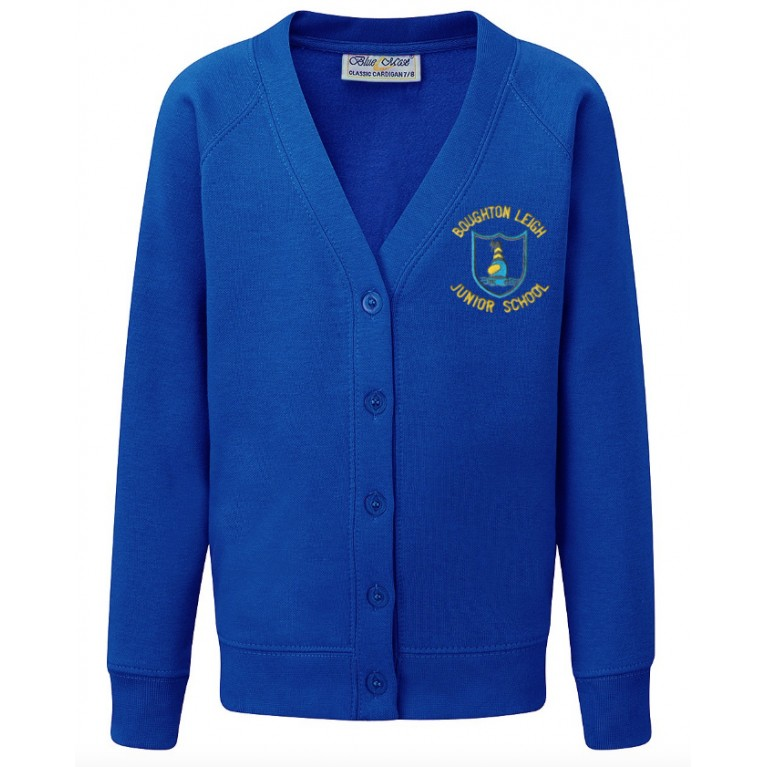 Deep Royal Select Cardigan