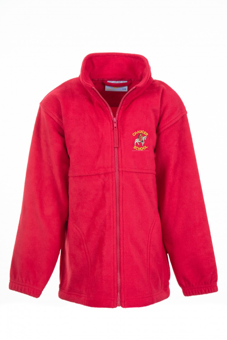 Red Fleece