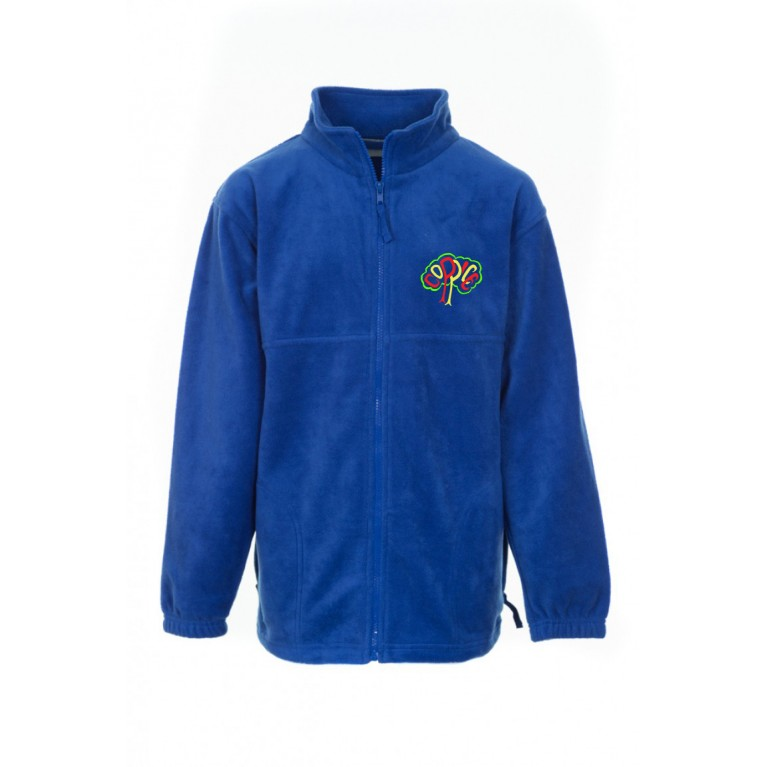 Blue Fleece