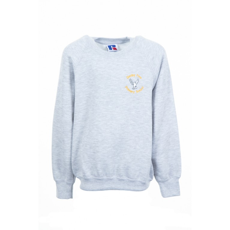 Grey Russell Sweatshirt