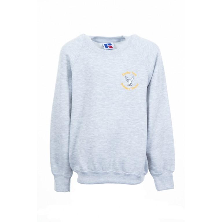 Grey Russell Sweatshirt