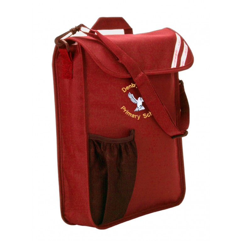Red Junior Bookbag