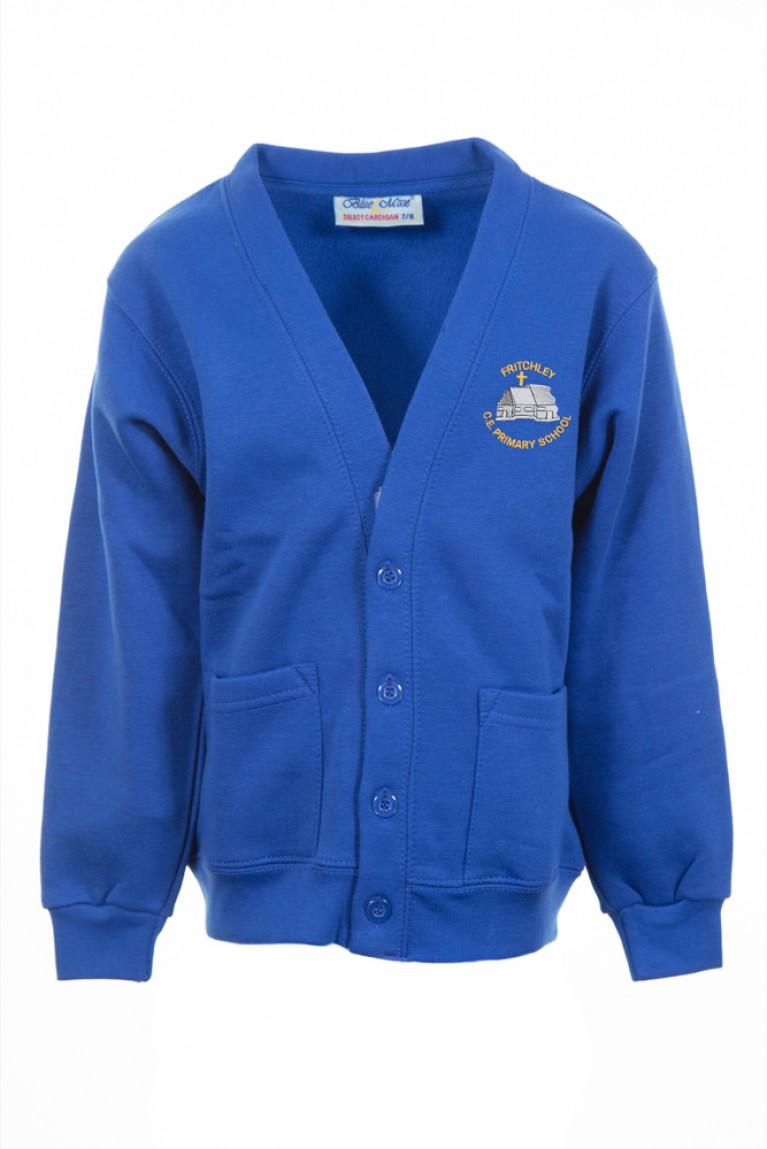 Blue Select Cardigan