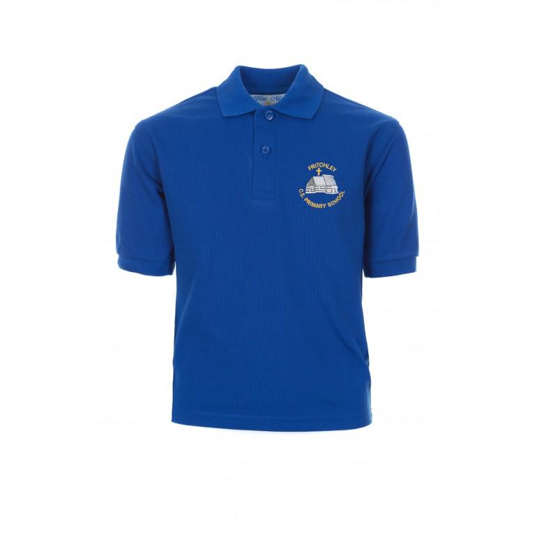 Blue Penthouse Polo Shirt