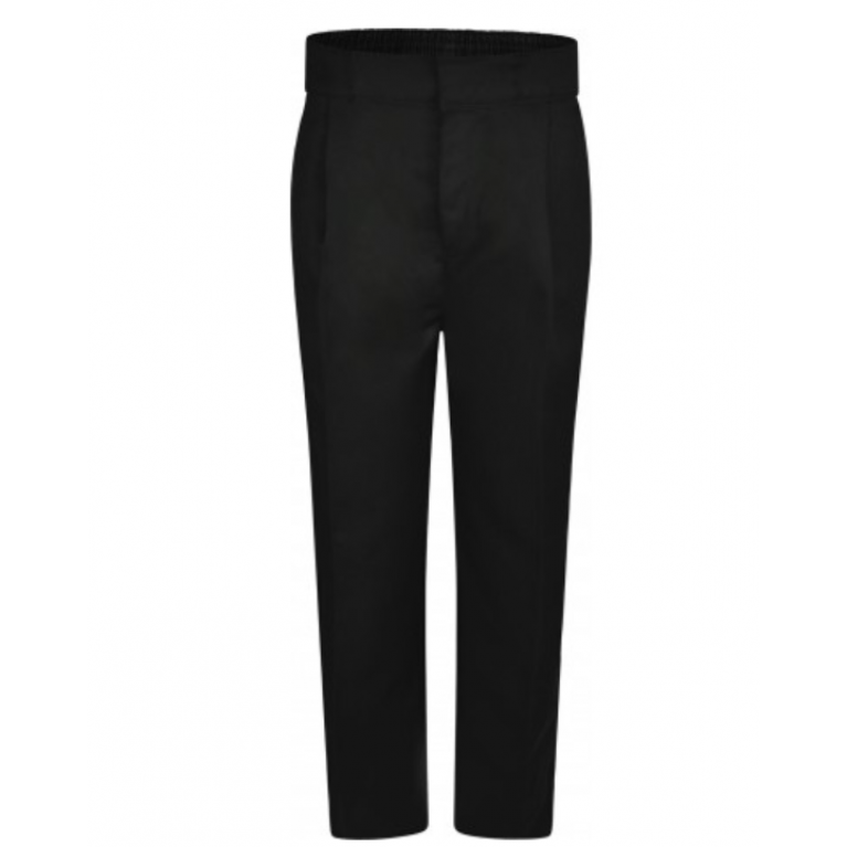Innovation Boys Black Trousers  - Standard Fit