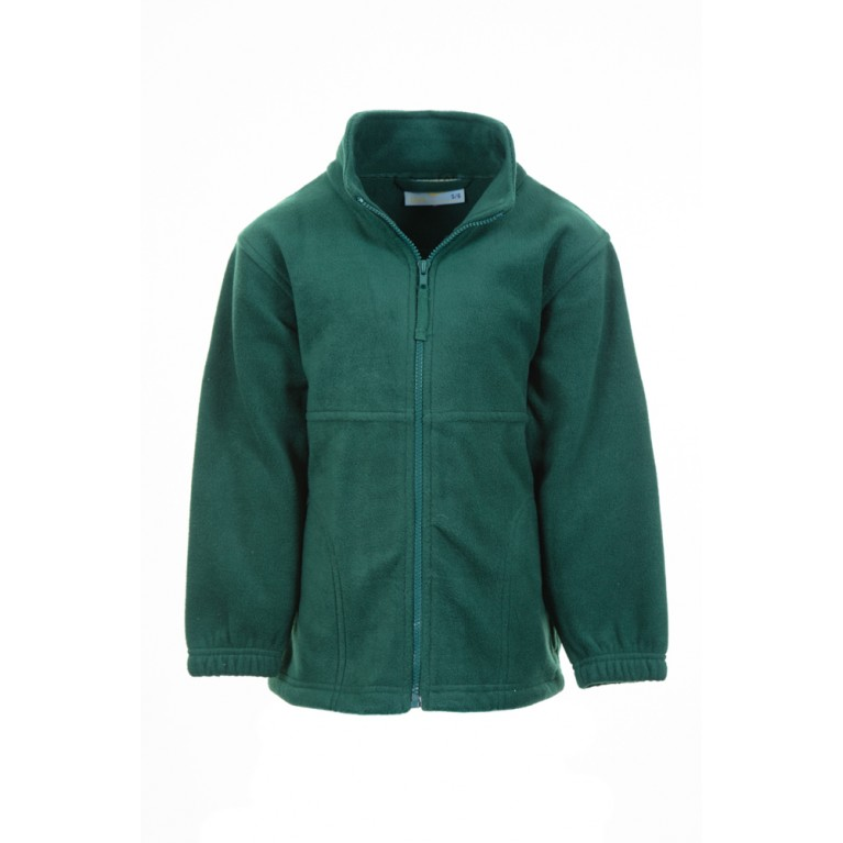 Banner Plain Green Fleece