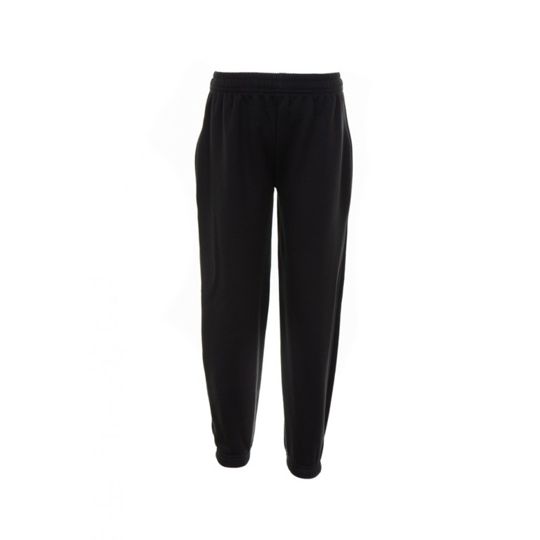 Black P.E Jogging Bottoms
