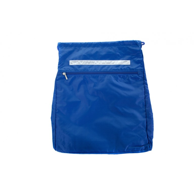 Plain Blue Kit Bag