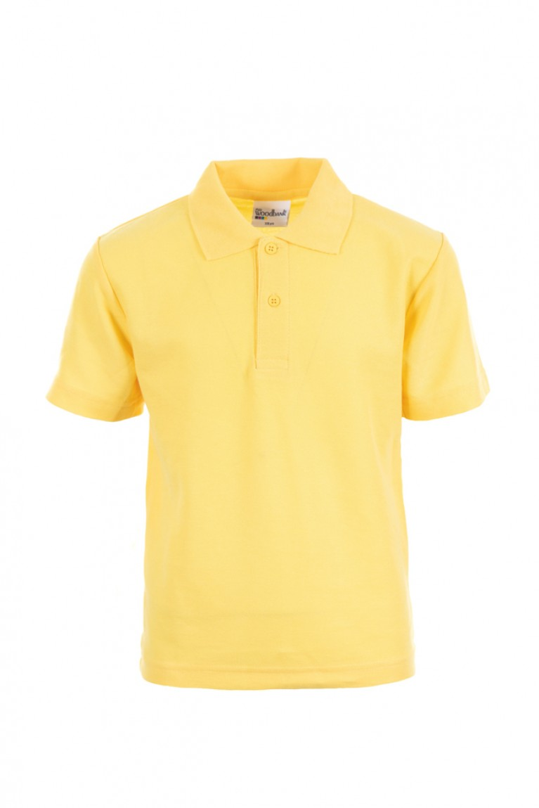 Gold Polo Shirt