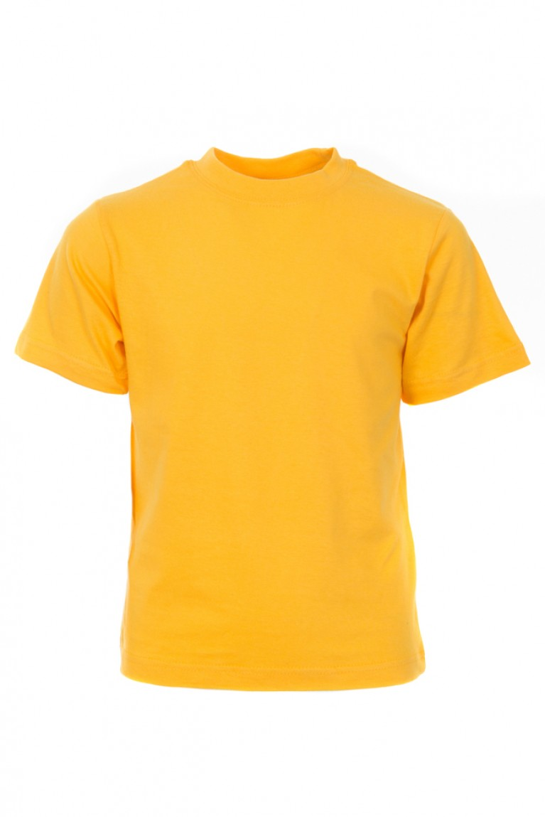 Plain Yellow P.E T-shirt