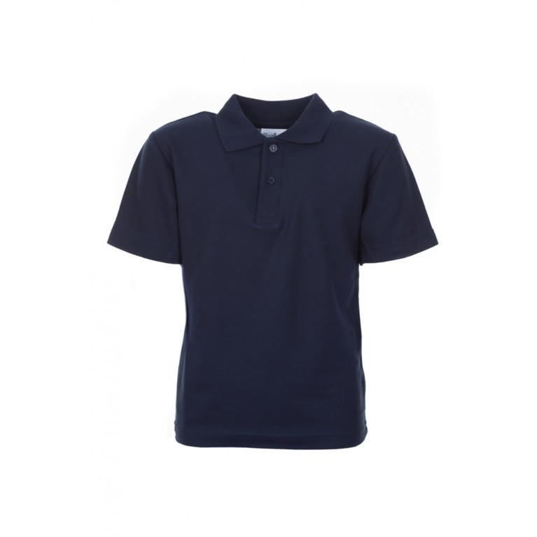 Navy Heavyweight Polo Shirt