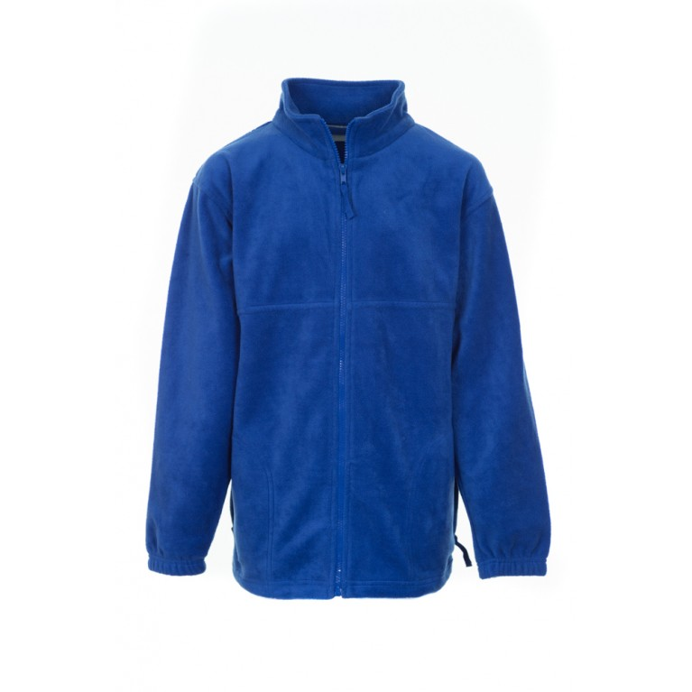 Plain Blue Fleece