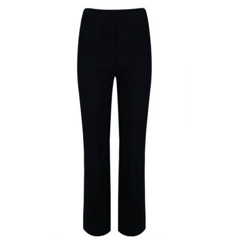 Trutex Junior Girls Trousers in Black