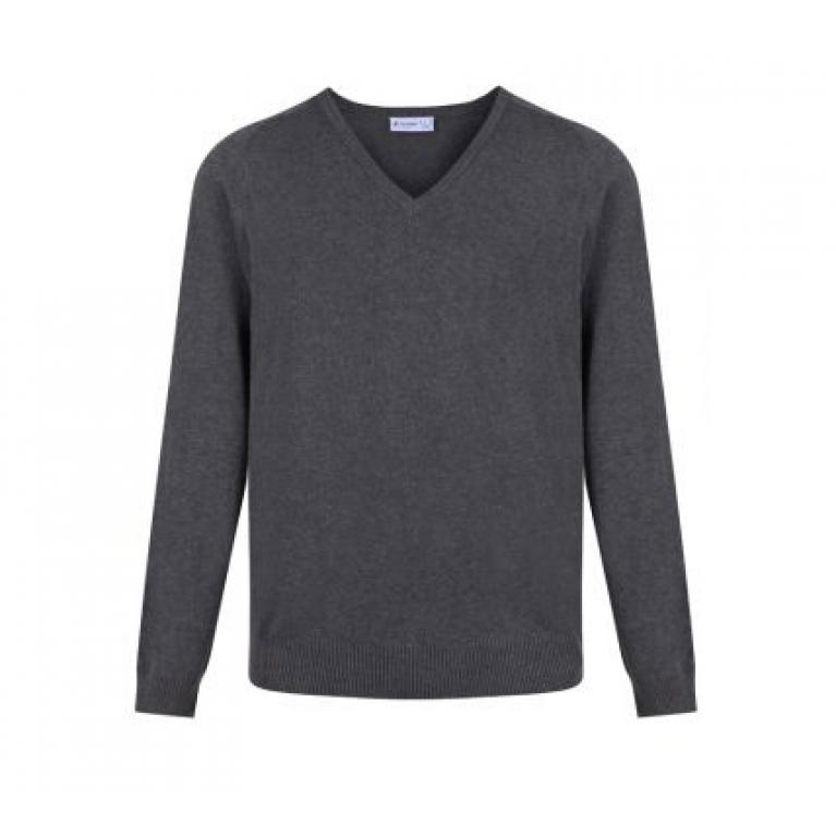 Marl Grey Trutex Jumper - Standard Fit