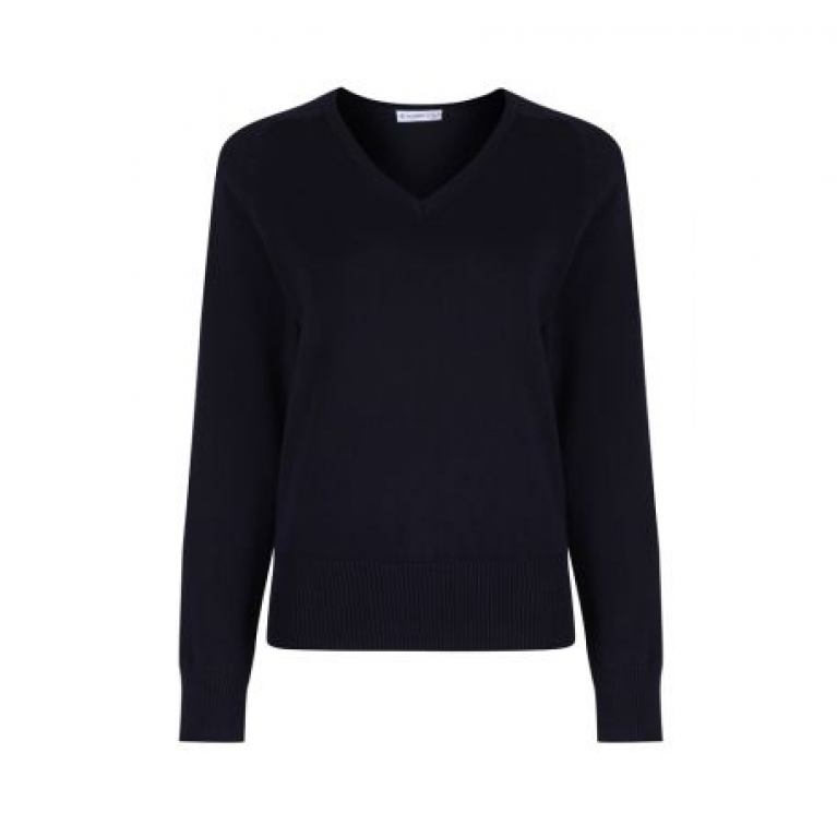 Navy Trutex Jumper - Girls Fit