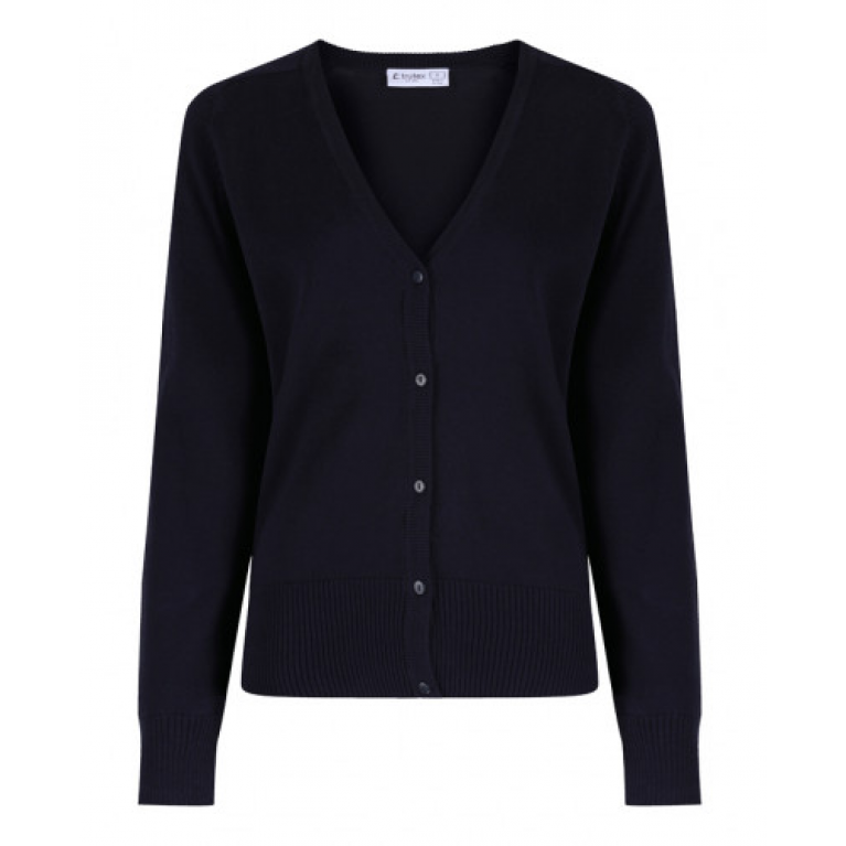 Navy Trutex Cardigan