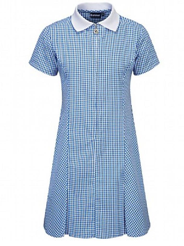 Blue Avon Summer Dress