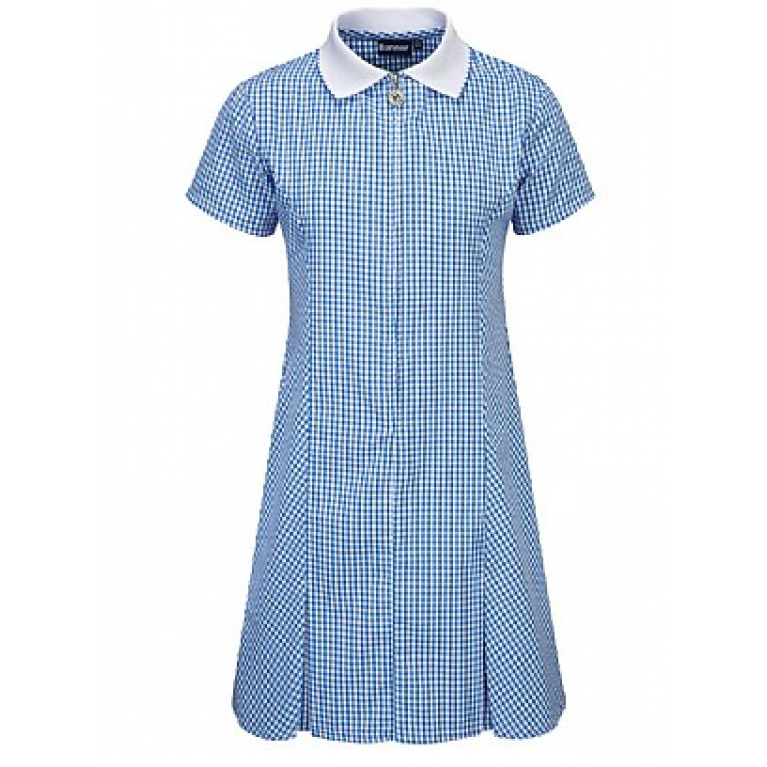 Blue Avon Summer Dress