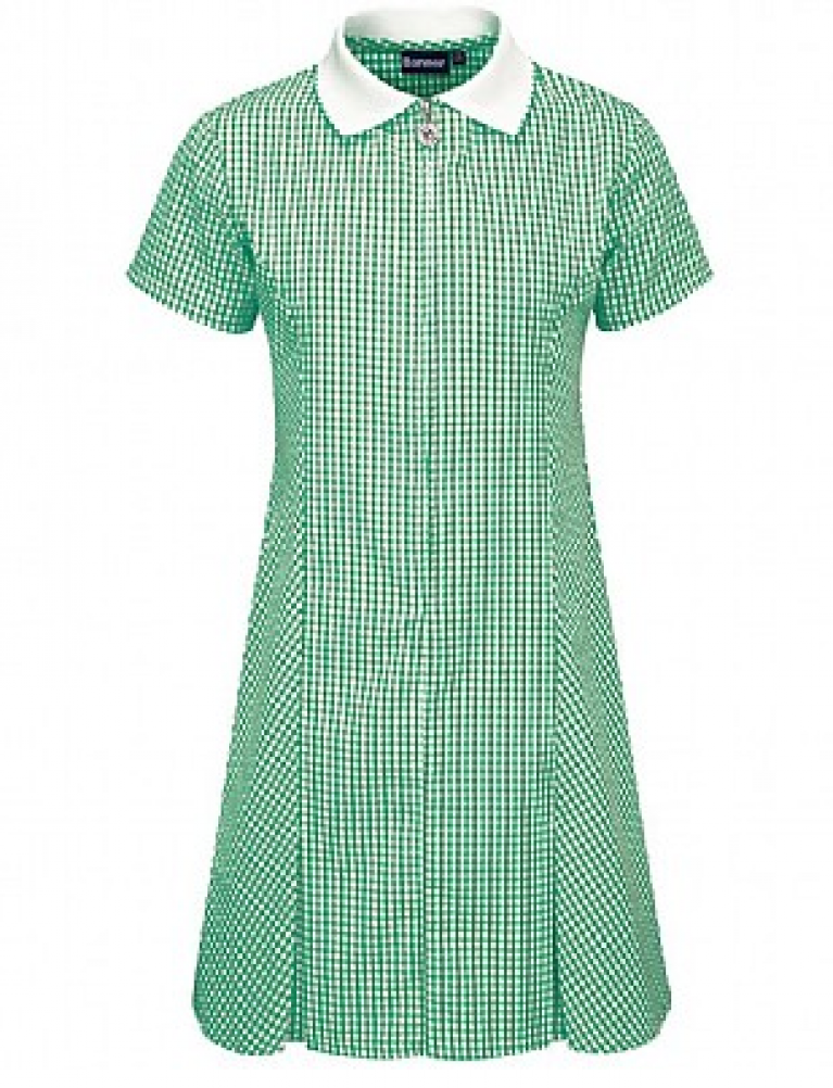 Green Avon Summer Dress