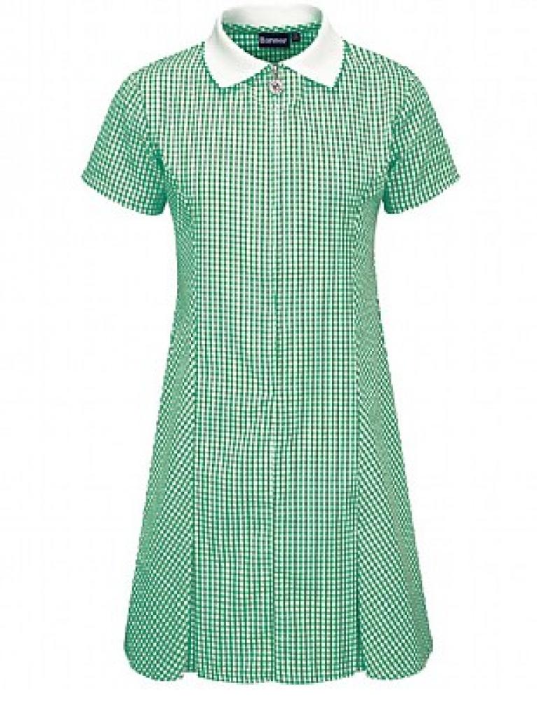Green Avon Summer Dress