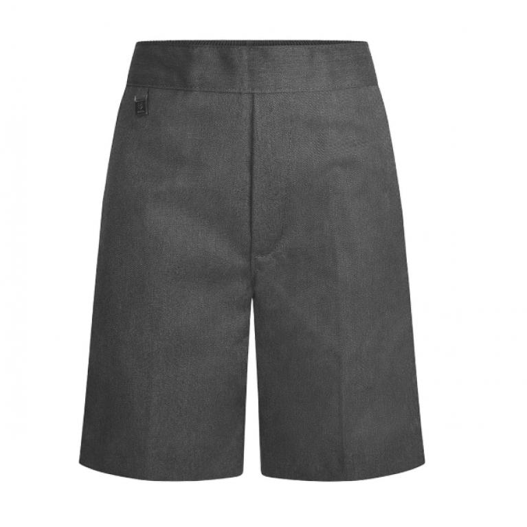 Boys Grey Day Shorts (Pull on)