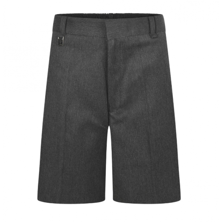 Boys Grey Day Shorts