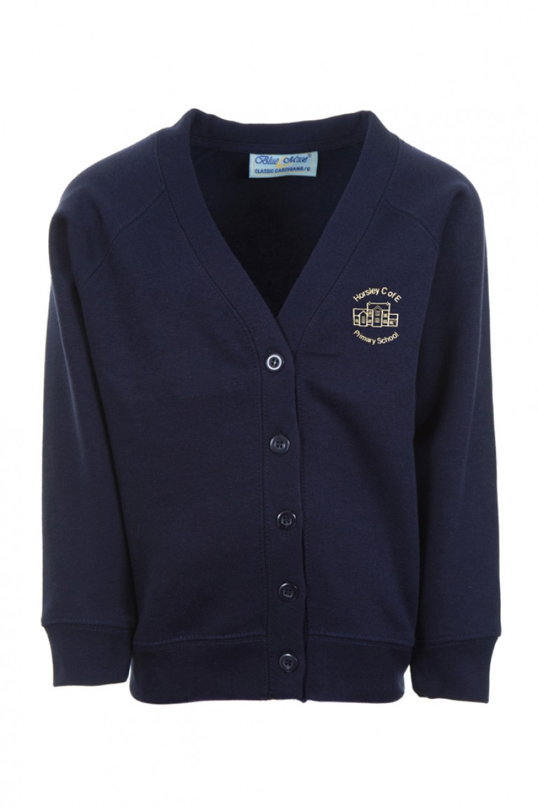 Navy Select Cardigan