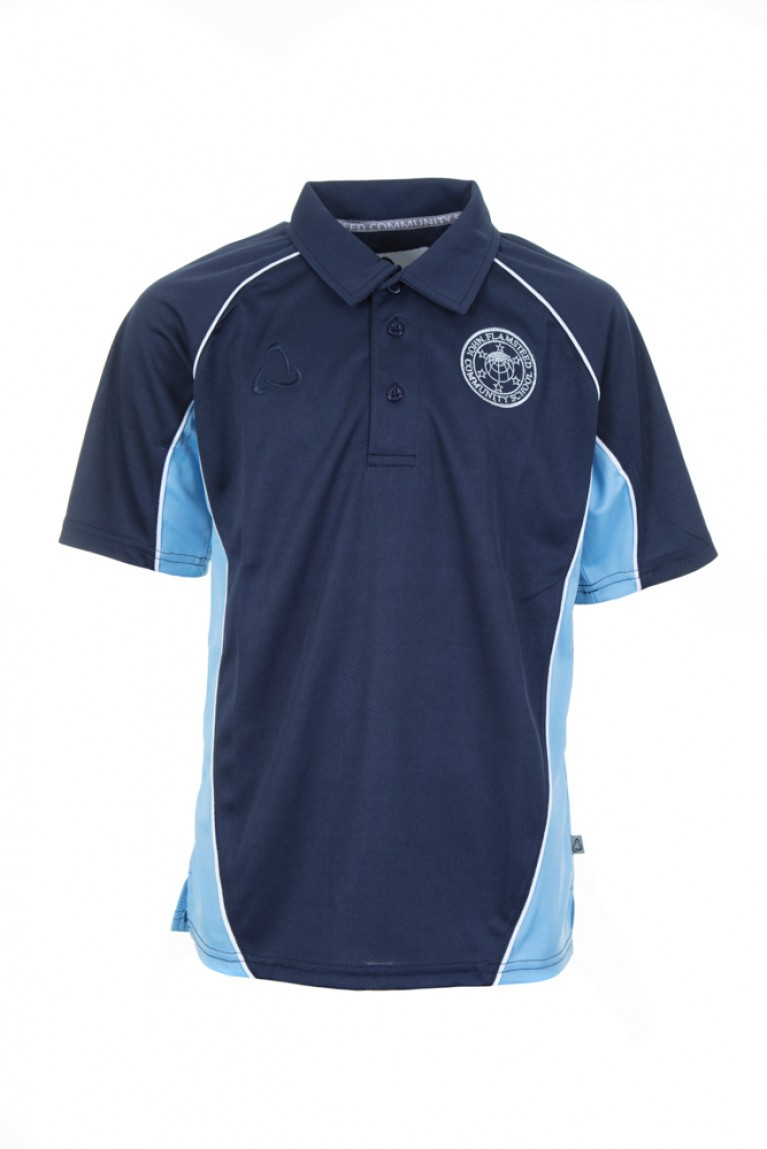 Navy Orion Sports Polo Shirt