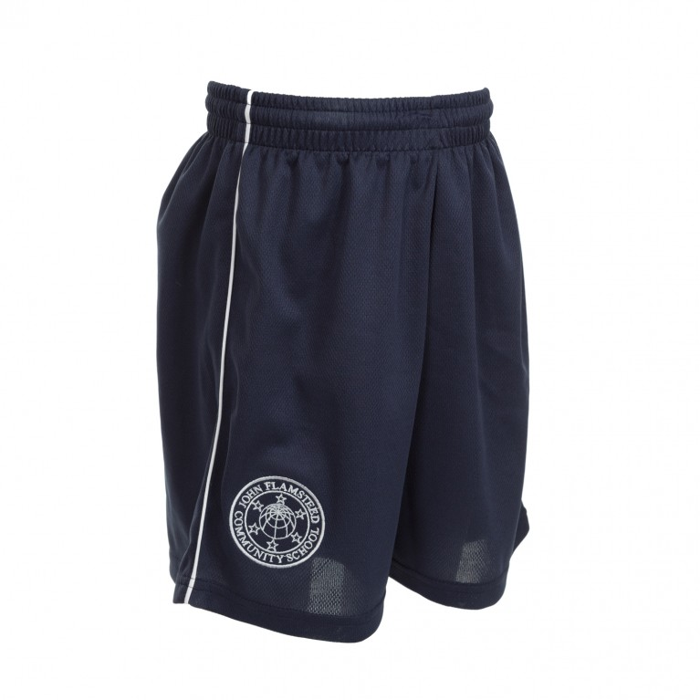 Navy Orion Sports Shorts