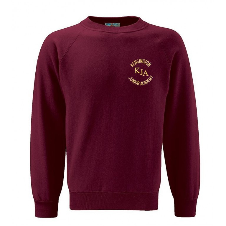 Burgundy Select Sweatshirt