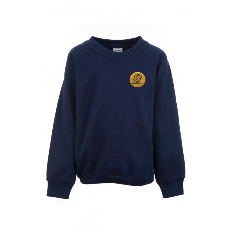 Navy Select Sweatshirt