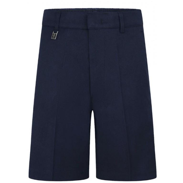Boys Navy Day Shorts